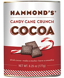 Candy Cane Crunch Cocoa