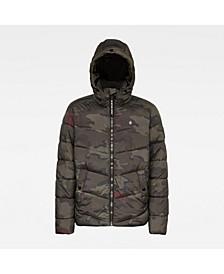 Men's Whistler Hooded Puffer Jacket