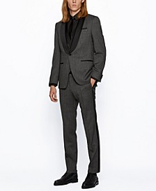 BOSS Men's Henry3/Glow2 Slim-Fit Suit