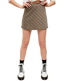 Free People Kensington Mini Skirt