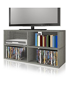 4 Cubby TV Stand
