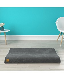Large Pup Pup Kitty Bliss Orthopedic Breathable Pet Mat with NoFom cushion Technology