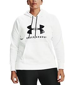 Rival Logo Fleece Hooded Sweatshirt