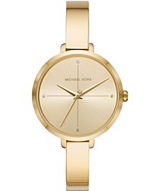 Women's Charley Rose Gold-Tone Alloy Watch 39mm
