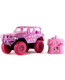 Disney Minnie Mouse Radio Control Jeep