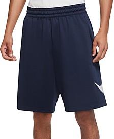 Men's Fleece Basketball Shorts