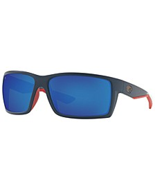 Reefton Polarized Sunglasses, 6S9007 64