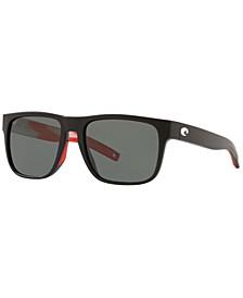 Spearo Polarized Sunglasses, 6S9008 56