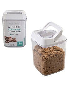 0.9L Airtight Stackable Container
