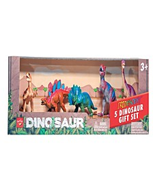 Dinosaur Iridescent Dinosaur Gift Set, 5 Piece
