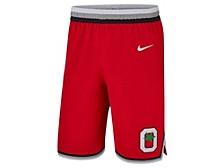 Ohio State Buckeyes Men's Replica Basketball Retro Shorts