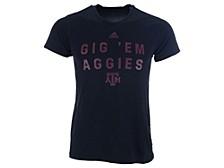 Texas A&M Aggies Men's Locker Slogan T-Shirt