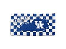 "Kentucky Wildcats 30x60 ""Stateline"" Beach Towel"