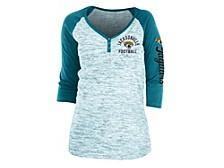 Jacksonville Jaguars Women's Spacedye T-Shirt