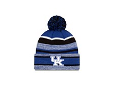 Kentucky Wildcats Striped Marled Knit Hat