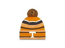 Tennessee Volunteers Striped Marled Knit Hat