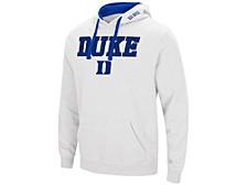 Duke Blue Devils Men's Arch Logo Hoodie