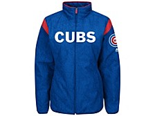 Chicago Cubs Women's Authentic Premier Jacket