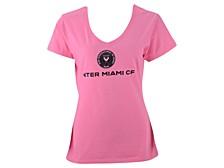 Inter Miami Women's Basic Logo T-Shirt