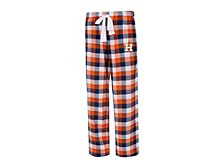 Houston Astros Women's Breakout Plaid Pajama Pants