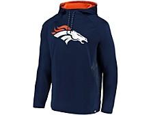 Denver Broncos Men's Embossed Defender Hoodie