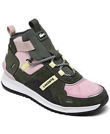 Women's Run Breaker High Top Outdoor Sneaker Boots from Finish Line