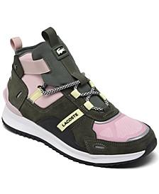 Women's Run Breaker High Top Outdoor Sneaker Boots from Finish Line