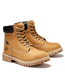 """Women's Direct Attach 6"""" Steel Safety Lug Sole Boots"""