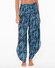 Batik Babe Tie Waist Beach Pants