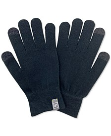 U|R Men's Boundary Knit Gloves