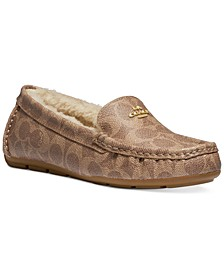 Marley Moccasin Slippers