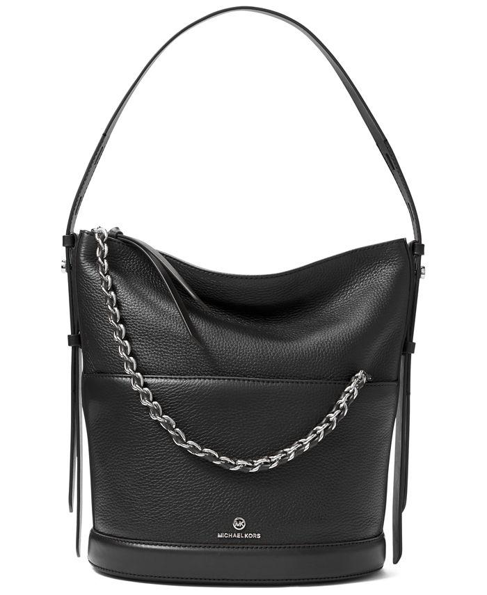 Michael Kors - Reese Large Leather Shoulder Bag