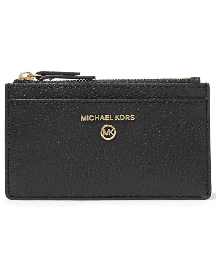 Michael Kors - Jet Set Charm Slim Leather Card Case