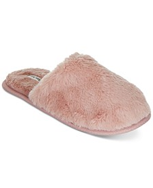 Floral by Flora Nikrooz Faux Fur Closed Toe Slippers