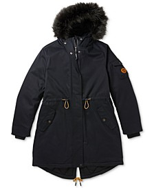 Mt Kelsey Sherpa-Lined Hooded Parka
