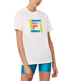 Monique Cotton Logo T-Shirt