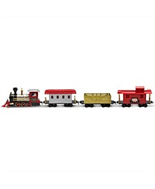 Train Set Motorized with Sound 30 PC, Only @ Macy's