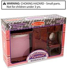 Kids Toys, Dollhouse Bedroom Furniture