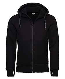 Men's Expedition Zip Through Hoodie