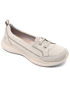 Women's Microburst 2.0 - Best Ever Wide Width Casual Walking Sneakers from Finish Line