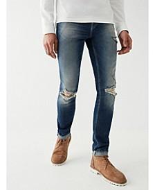 Men's New Skinny Fit Jeans