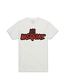 Men's Big & Tall Basquiat T-Shirt