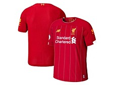 Men's Liverpool FC Club Team Home Stadium Jersey