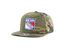 New York Rangers Grove Captain Cap