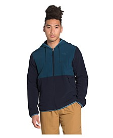 Men's Mountain Sweatshirt Full Zip Hoodie