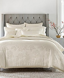 Hydrangea King Duvet, Created for Macy's