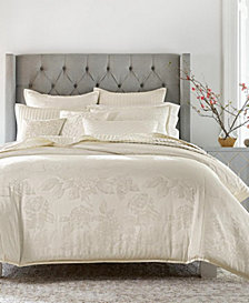 Hotel Collection Hydrangea King Duvet, Created for Macy's