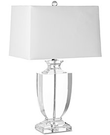 Regina Andrew Phat Crystal Urn Table Lamp