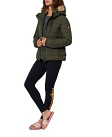 Women's Classic Faux Fur Fuji Jacket
