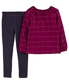 Carters Big  Girl Pull-On Jeggings